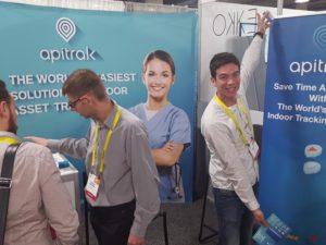 Apitrak participe à la Paris Healthcare Week !